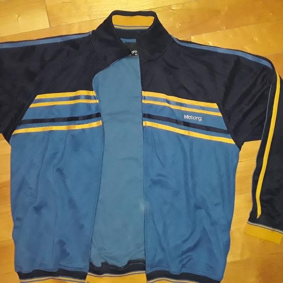 Mens XL Retro Billabong jacket